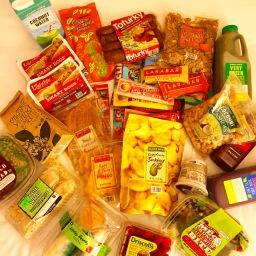 Trader Joe's Haul –  vegan einkaufen beim amerikanischen Discounter