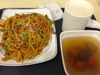 Mein liebster Ort zum Essen ist und bleibt das Loving Hut in der Wan Chai Road.