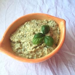 Kohlrabi Pesto