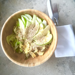 Asiatischer Wirsing Salat