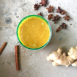 Goldene Milch – funktioniert vegan