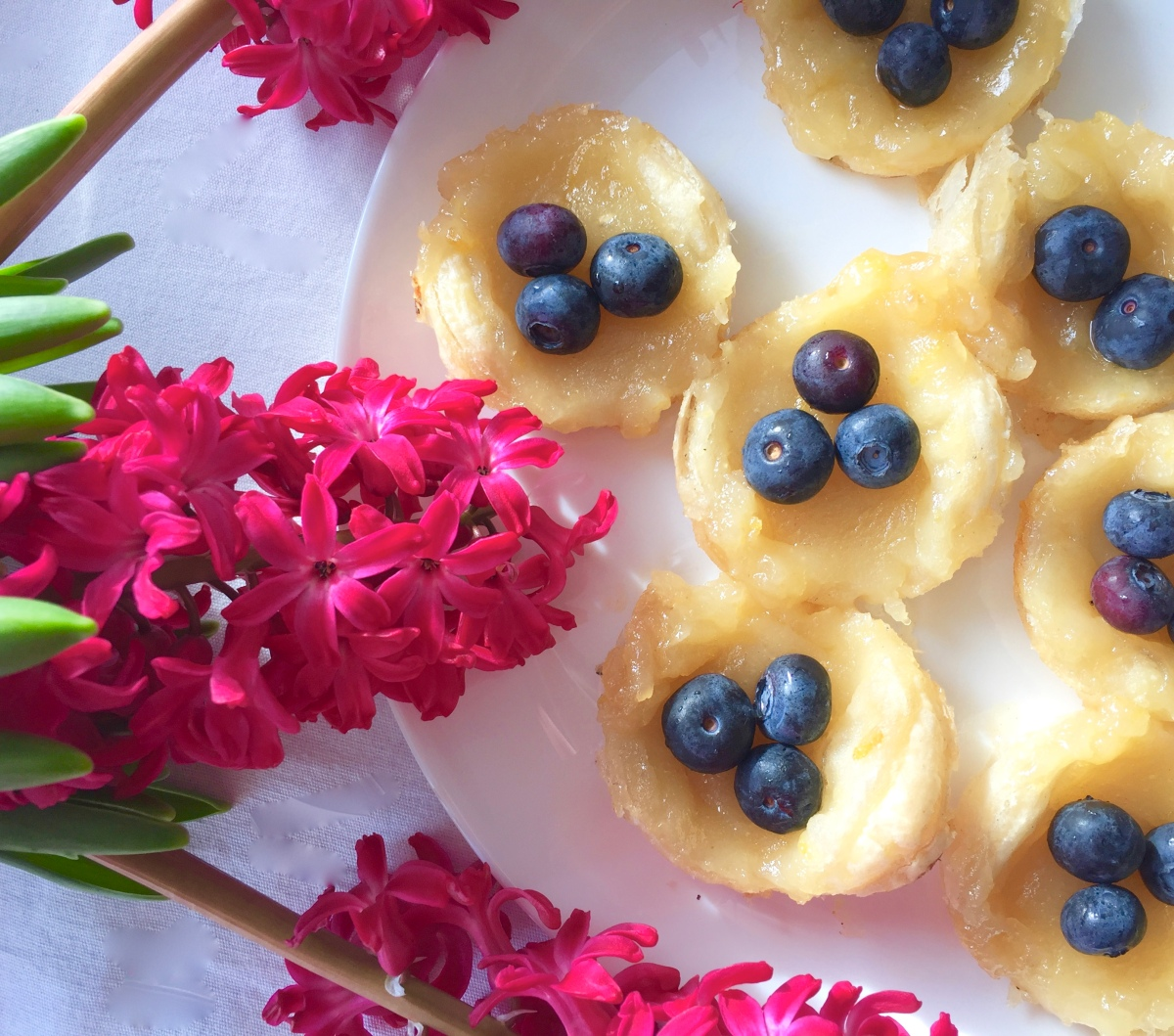 Lemon Tartlets -  vegan​
