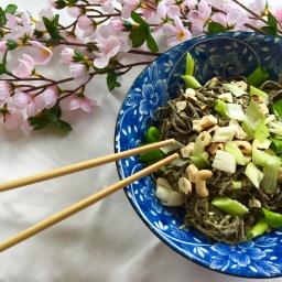 Easy Peanut Pesto – Asian Style